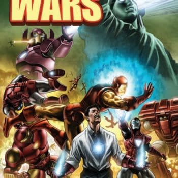 And A Fifth Event From Marvel – Armor Wars