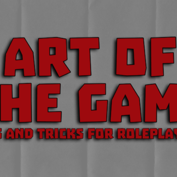 Art Of The Game – Bleeding Cool's Tabletop Roleplaying VideoCast Debut