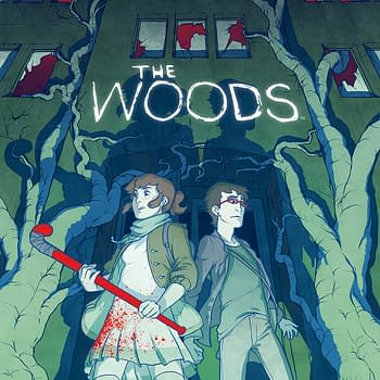 The Woods Is Announced At Boom For 36 Issues
