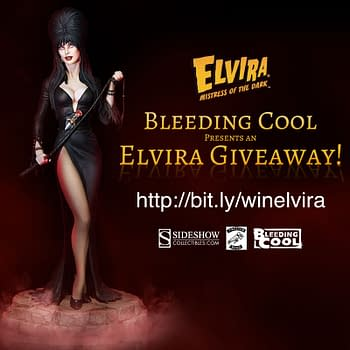 Sideshow Collectibles And Bleeding Cool Are Giving Away A Halloween Treat (Updated)