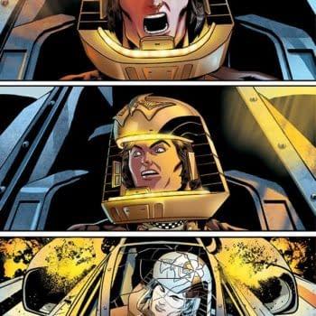 """It's Ten Years Into The Quest For Earth…"" Dan Abnett Talks Battlestar Galactica: Death Of Apollo"