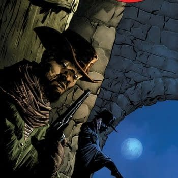 Exclusive First Look At Covers And Solications For Django / Zorro And Shaft For January