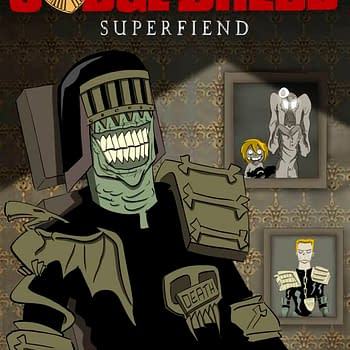 Unofficial Animated Web Series As Sequel To Dredd Movie