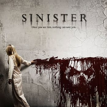 The Castle Of Horror Podcast Presents: Sinister Starring Ethan Hawke