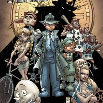Fiction Squad #1 Takes Classic Fairytales To A New Level