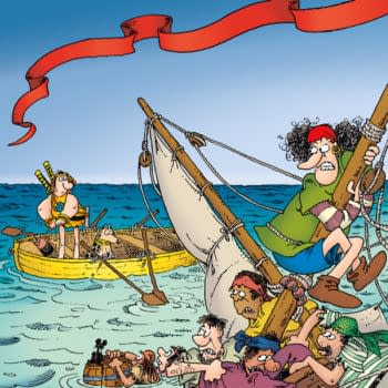 NYCC 2014: Dark Horse Announce A Full Year Of Groo: Friends And Foes From Aragones and Evanier