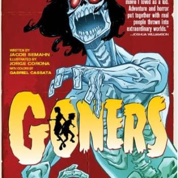 Kid Heroes, 80's Culture, And All That Goes Bump In the Night – Jacob Semahn Talks Goners