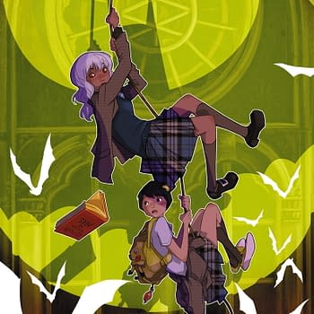Gotham Academy Is The Hogwarts Of The DC Universe (And I Want My Acceptance Letter)