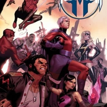 And Now –  A New House Of M From Marvel For Next Year