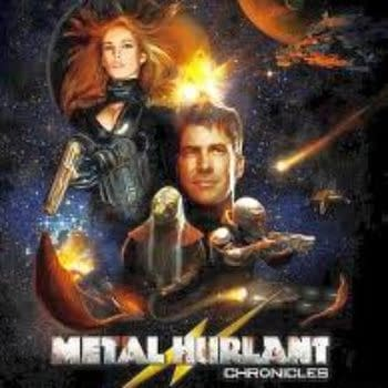 Doctor Who Writer To Reboot Metal Hurlant Chronicles