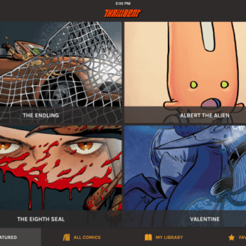 Thrillbent Gets Its Own App For All Your Pirated Comics, Too