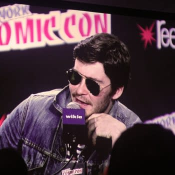 Kristian Nairn and Daniel Portman kick off  Thursday's Game of Thrones at NYCC