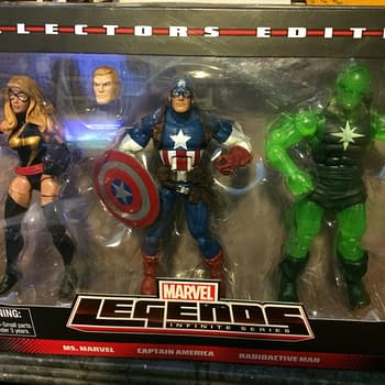 New Target 3 Pack Of Marvel Legends Highlights Diversity With Ms. Marvel And Radioactive Man