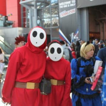 The Big One: 320 Photos Of Cosplay At New York Comic Con 2014
