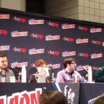Live! From The Boom Panel At NYCC 2014 With James Tynion IV, Noelle Stevenson, Bryce Carlson, And Matt Gagnon