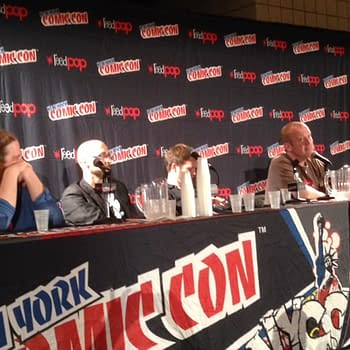 Live The Crossed And Garth Ennis Panel At NYCC With Avatar Press &#8211 Crossed +100 And Dead Or Alive