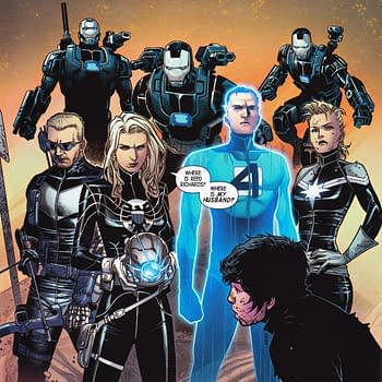 CONFIRMED: Fantastic Four To Be Cancelled In 2015 With A Triple-Sized Issue 645 For Fantastic Fourever