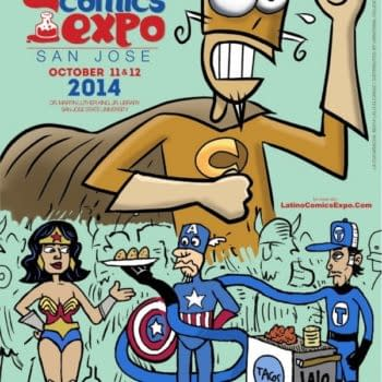 Things To Do On The West Coast In October If You Like Comics