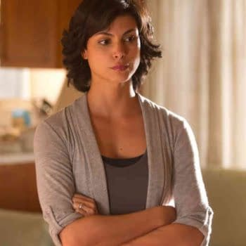 Morena Baccarin Jumps Into The Deadpool