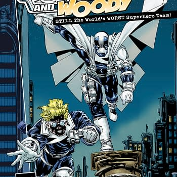 Double Shot Valiant Previews: Unity #0 And Q2: The Return Of Quantum And Woody #1