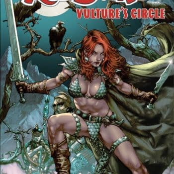 Free On Bleeding Cool – Red Sonja Vulture's Circle #1 By Lieberman, Collins And Casas