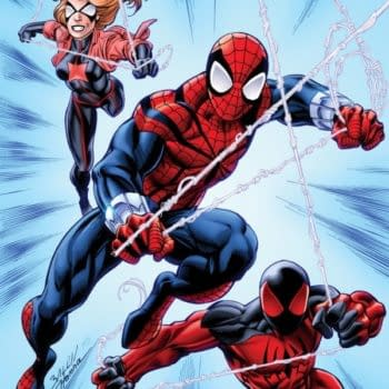 Kaine, Ben Reilly And Ultimate Jessica Drew, Preview Of All Three Scarlet Spiders… But Who Will Die?