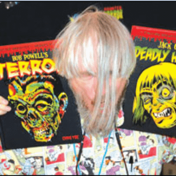 The Terror! Witness Craig Yoe's Weird Love For Horror Comics And Their Enduring Legacy