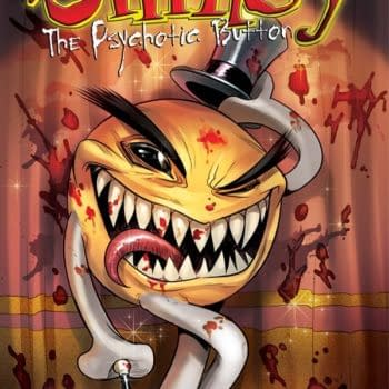 Don't Worry, Be Smiley The Psychotic Button – New One-Shot From Dynamite