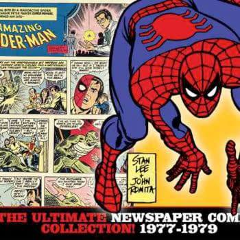IDW Adds Spider-Man To Its Reprinted Newspaper Strip Line