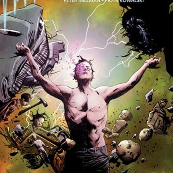 Jay Spence Interviews Peter Milligan About Terminal Hero #3