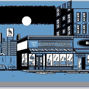 Working On The Grind: Esteban Valdez On Mike &#038 Wayne Echo Bridge Pictures And Animation