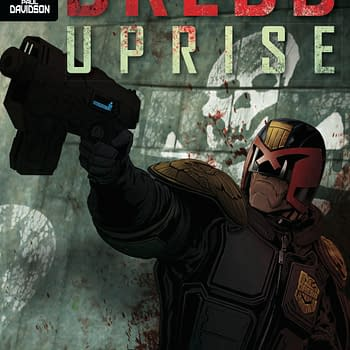 Preview 8 Pages Of Dredd: Uprise Arriving This Week Continuing From Dredd: Underbelly