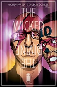 Pop Culture Hounding The Wicked + The Divine With Kieron Gillen And Jamie McKelvie At DICE