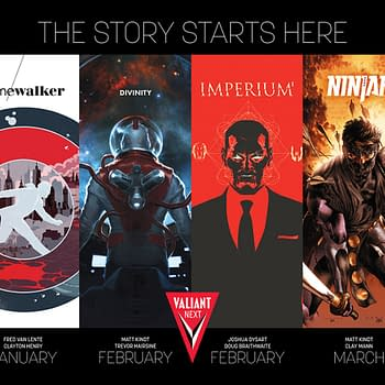 A New Slate Of Valiant Titles For 2015 &#8211 Divinity Imperium Ivar Timewalker Ninjak And Bloodshot Reborn