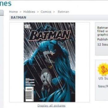 Twelve Issues Of Batman For Less Than $16 A Year – $1.33 Each