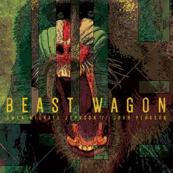 Owen Michael Johnson And John Pearson Invite You To Board The Beast Wagon At Thought Bubble UK