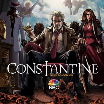 New Gene Ha Poster For Constantine And A New Trailer