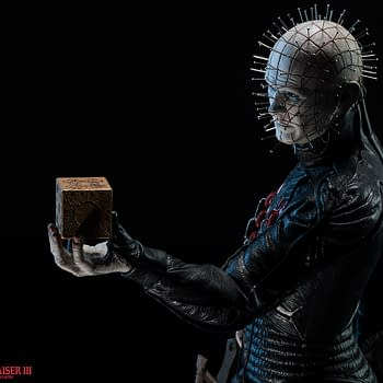 Exclusive &#8211 First Look At The Pinhead Premium Format Figure