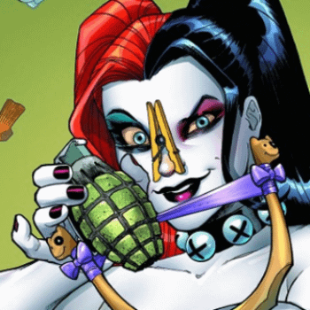 Cannabis Puts Harley Quinn At The Top Of The Advance Reorder Charts