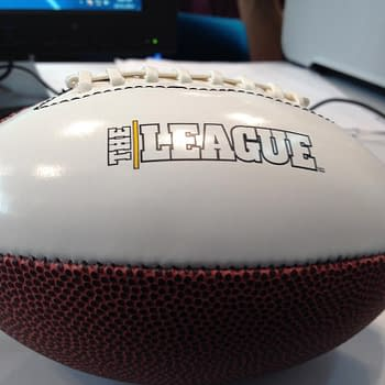 NYCC: Talking About The League And Giving Away Footballs
