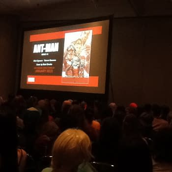 The New Ant-Man Comic From Nick Spencer And Ramon Rosanes Features Scott Lang