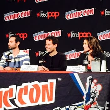 Forever And A Day At New York Comic Con