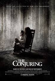 The Castle Of Horror Podcast Presents: The Conjuring