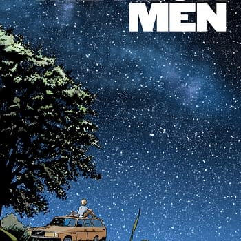 Jeff Parker Uses Meteor Men To Invade Your Minds And Wallets