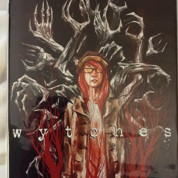NYCC: The Hard To Get Variants For Wytches Enormous And Spread