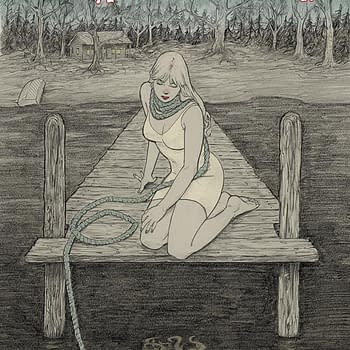 Terry Moore Shares Cover For Rachel Rising #31
