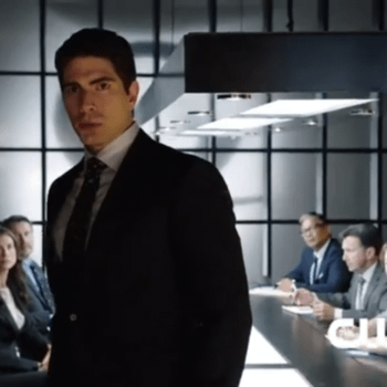 Brandon Routh Goes Wild For Legends Of Tomorrow