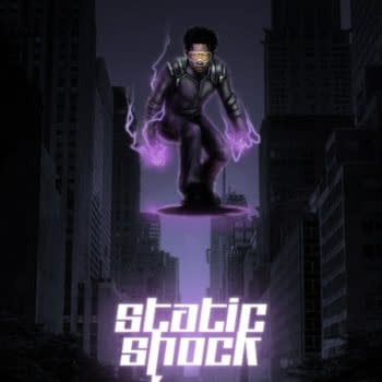 Static Shock Comes To The Big Screen