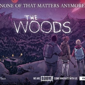 Boom Commits To Multi-Year Publishing Deal For James Tynion's The Woods