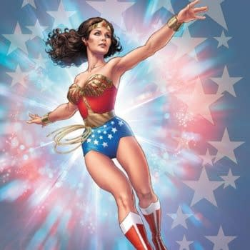 Wonder Woman '77: A DC Digital Comic Based On The Lynda Carter TV Series